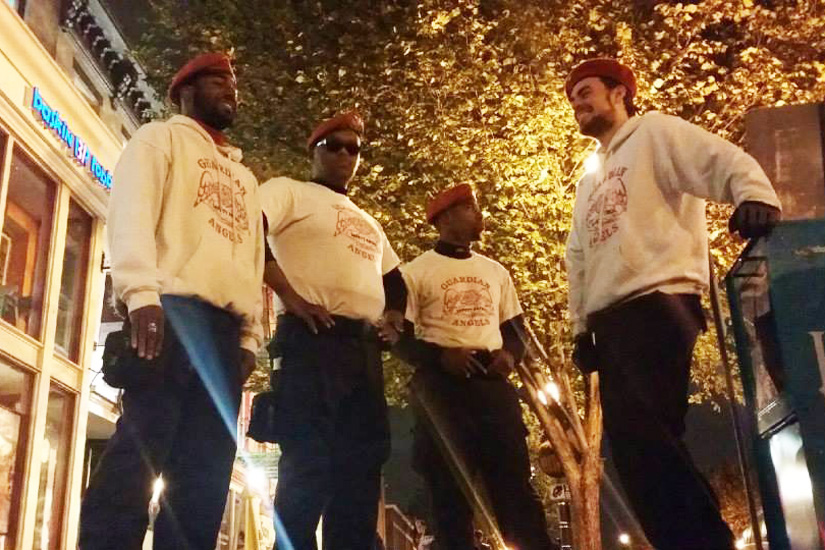 Guardian Angels (Facebook/Guardian-Angels-Washington-DC)