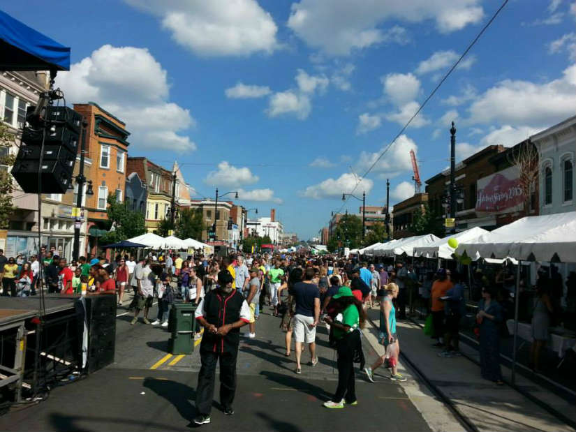 H St Festival 2014 (Photo via Facebook/ H Street Festival)