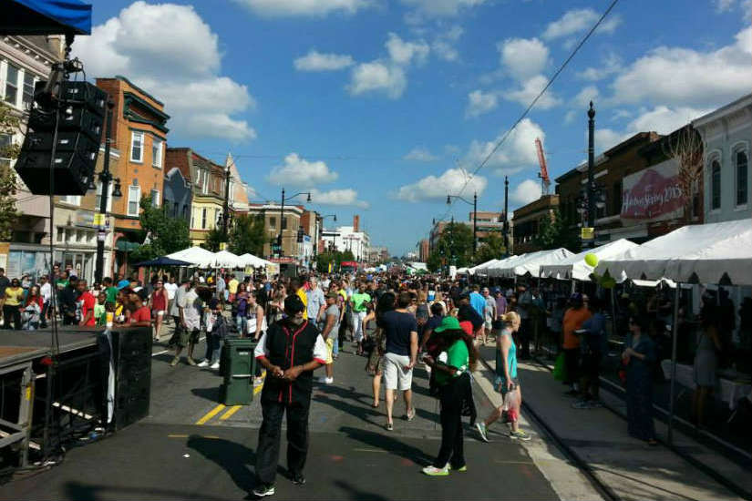 H St Festival 2014 (Photo via Facebook/ H Street Festival)