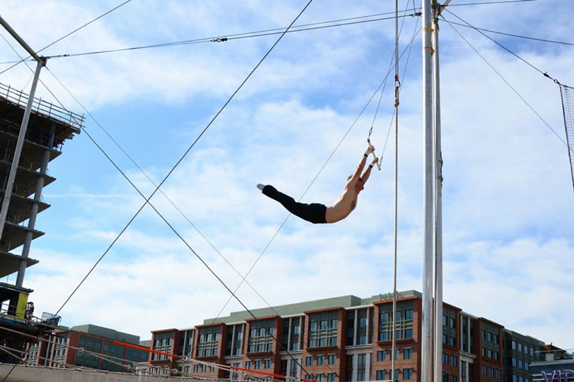 Trapeze School New York - Washington DC (Photo via Facebook/Trapeze School New York - Washington DC)