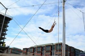 Trapeze School New York, Washington DC (Photo via Facebook/ TSNY Washington DC)