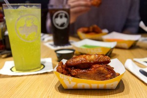 Buffalo Wild Wings (Photo via Facebook/ Buffalo Wild Wings)