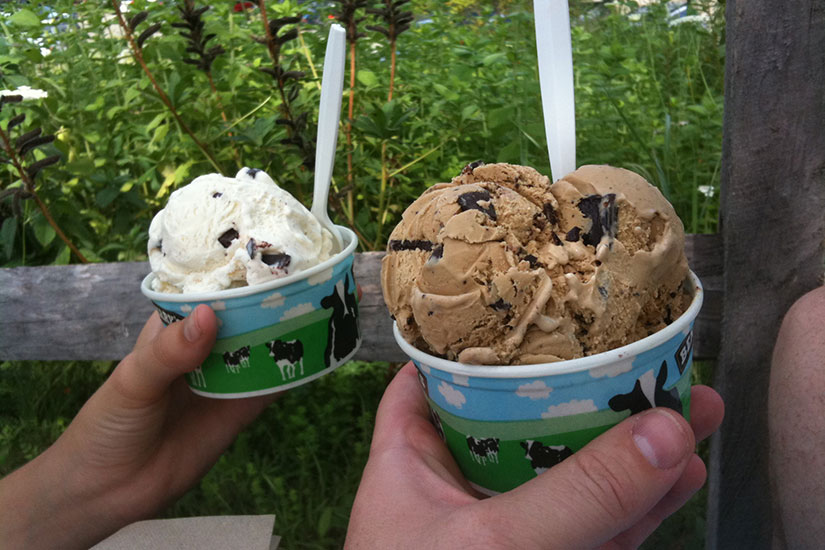 Ben & Jerry's ice cream (Photo via Flickr/Qfamily)