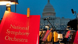 National Symphony Orchestra (Photo via Kennedy-Center.org)