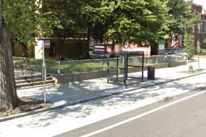 Center City bus stop (Photo via Google Maps)