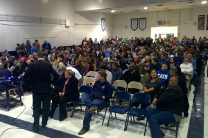Ward 6 Crime Meeting (Photo via Twitter/ CM Silverman Office)