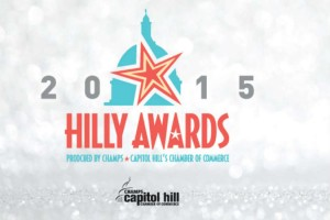 Hilly Awards Poster (Photo via CHAMPS)