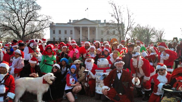 santarchy (Photo via Santarchy)