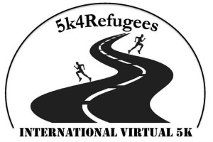 5K4Refugees (Photo via Facebook/ 5K4Refugees International Virtual 5K)
