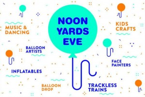 Noon Yards Eve (Photo via Facebook/ Noon Yards Eve 2015)