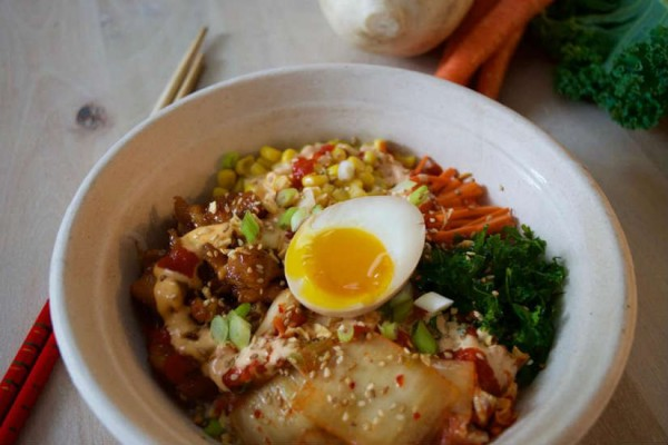 SeoulSpice Rice Bowl (Photo via Facebook/ SeoulSpice)