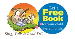 Free Books (Photo via D.C. Public Library)