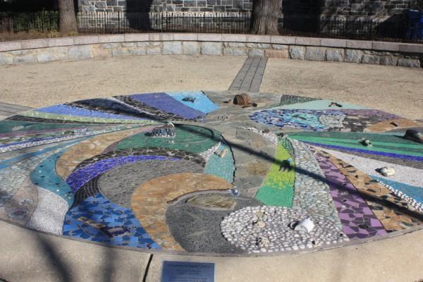 Mosaic at Christ Our Shepherd Church