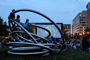 Capitol Riverfront Film Series