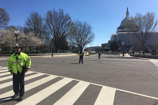 U.S. Capitol shooting