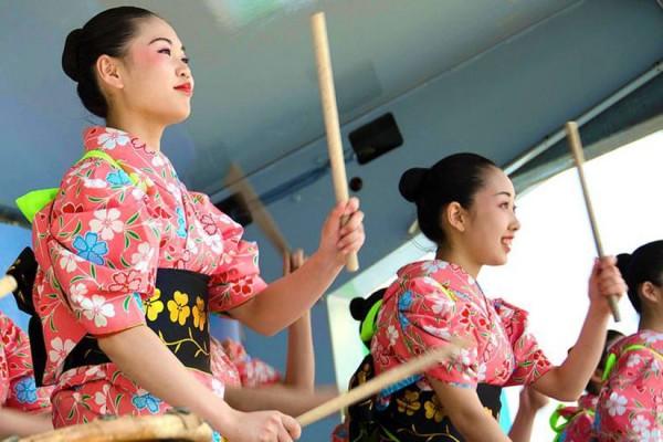 Sakura Matsuri performers (Photo via Facebook/Sakura Matsuri)