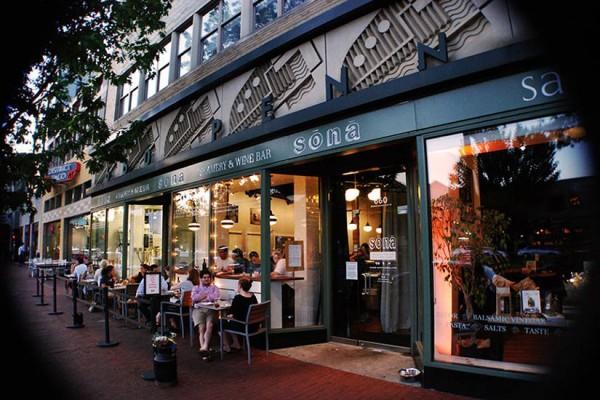 Sona Creamery and Wine Bar (Photo via Facebook/Sona Creamery and Wine Bar)