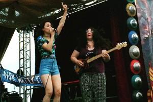 Summer Concert series, photo via Facebook : Yards Park