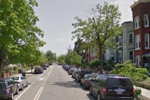 1100 block of I Street NE