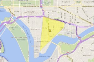 May 20 Power Outage (Image via Pepco)