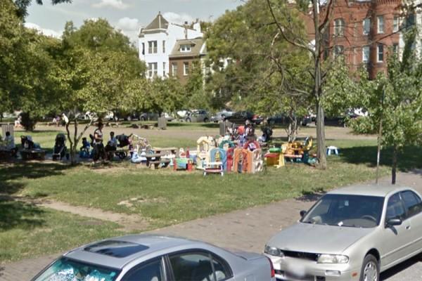 Plastic Park (Photo via Google Maps)