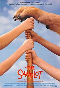 """The Sandlot"" poster (Image via Wikimedia/20th Century Fox)"