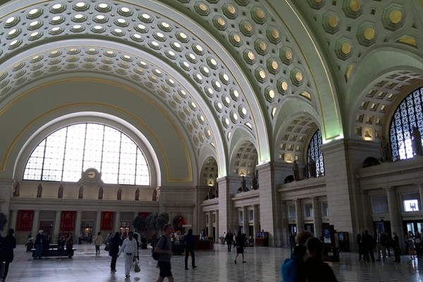 Union Station Main Hall, photo courtesy of Union Station Redevelopment Corporation