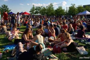 Yards Park Concert Series, photo via Joe Flood : Flickr