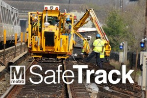 safetrack, photo courtesy of Metro