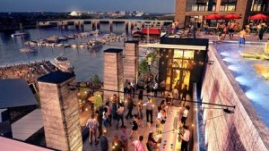 La Vie rendering, photo courtesy of The Wharf