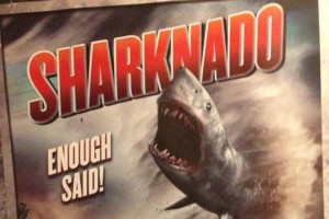 Photo via Facebook : Sharknado