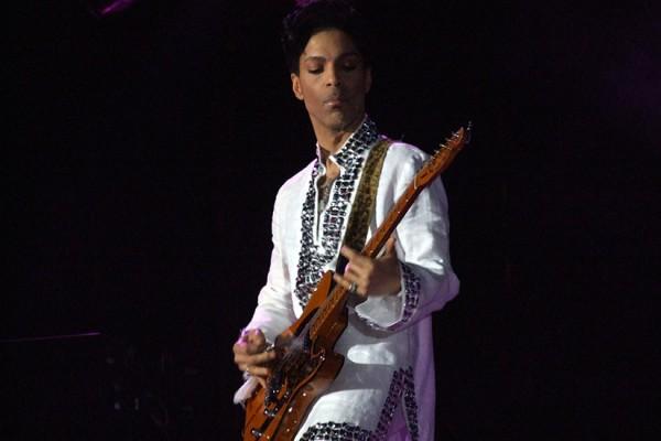 Prince (Photo via Wikimedia/penner)