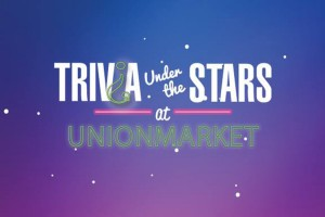 Trivia Under the Stars, photo via Facebook : Union Market